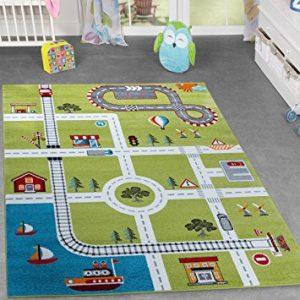 cadeau enfant 4 ans - Tapis jeu voiture enfant