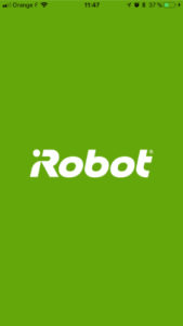 application iRobot Roomba 980