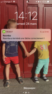 Notification de fin de tâche