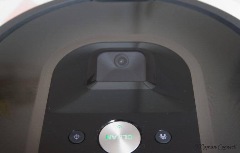 Camera iRobot Roomba 980