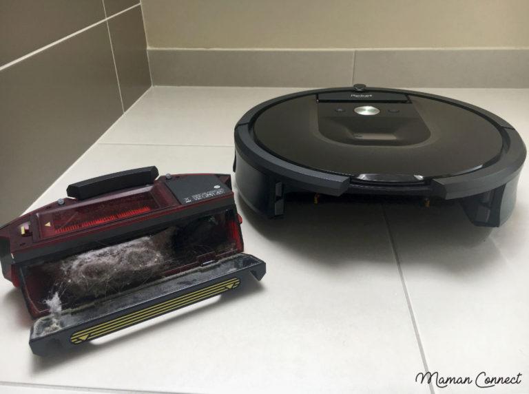 Réservoir iRobot Roomba 980