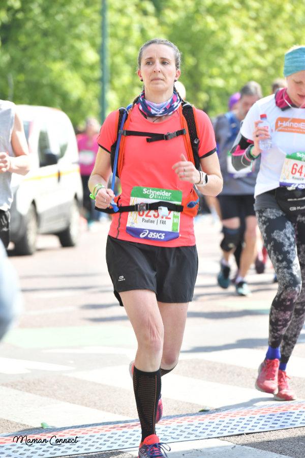 Premier marathon Paris 2019