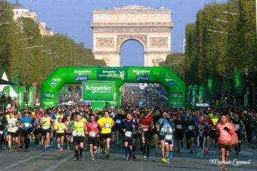 Départ marathon paris 2019