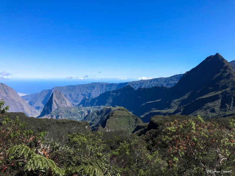 Col des bœufs la Réunion