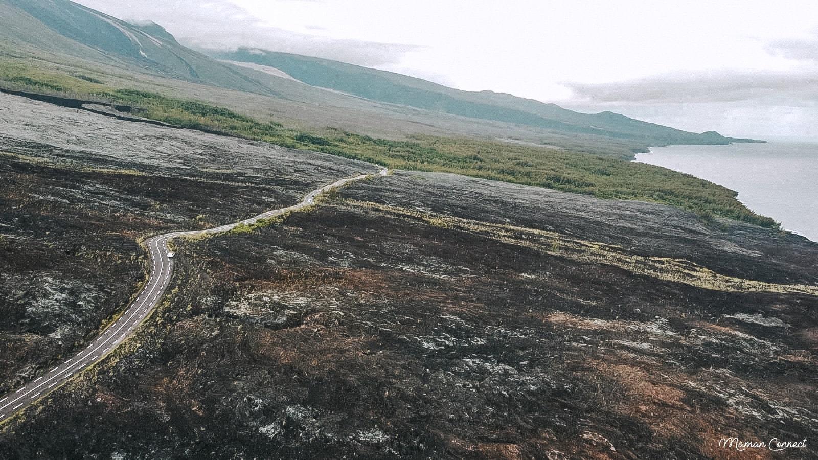 Coulée lave 2007