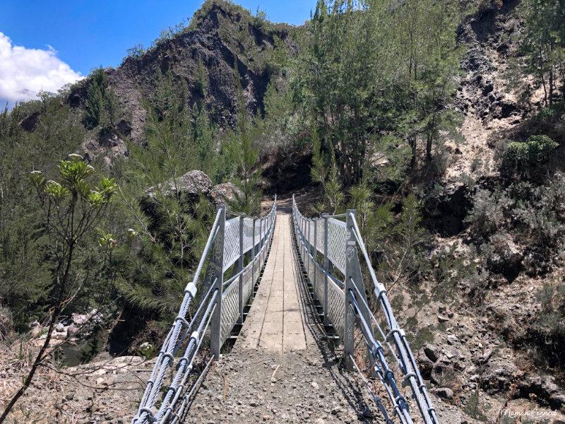 Pont suspendu Marka